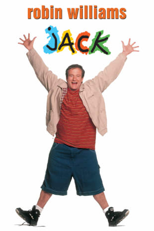 movie poster for Jack (1996)