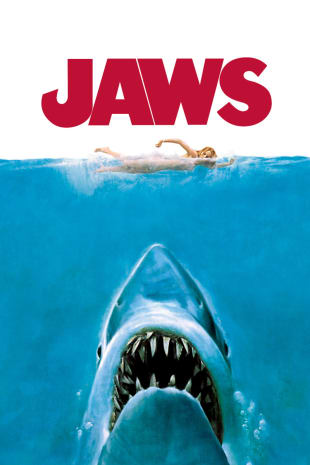 movie poster for Jaws (1975)