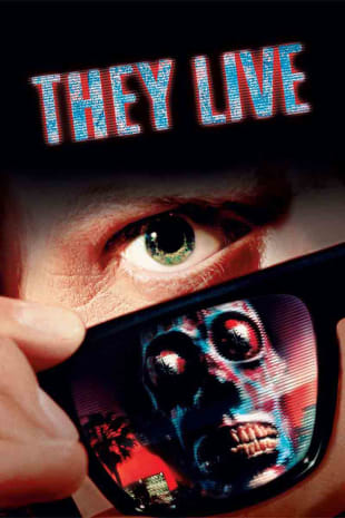 movie poster for They Live