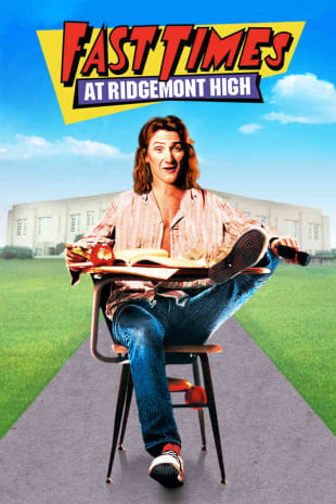 movie poster for Fast Times At Ridgemont High