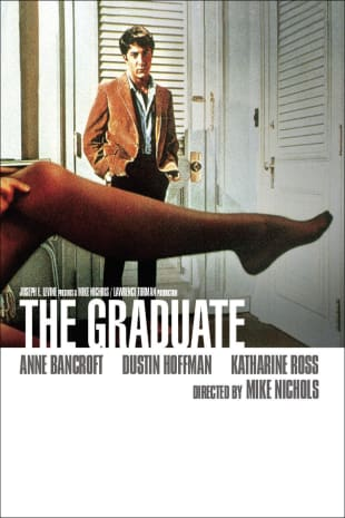 movie poster for The Graduate (1967)