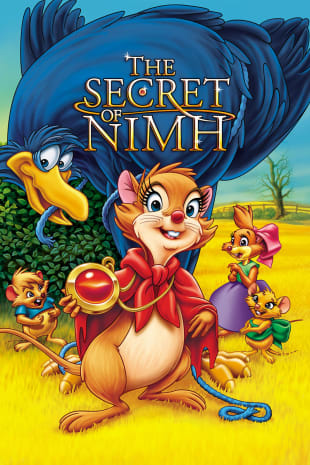 movie poster for The Secret Of NIMH