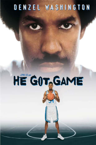 movie poster for He Got Game