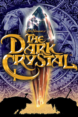movie poster for The Dark Crystal