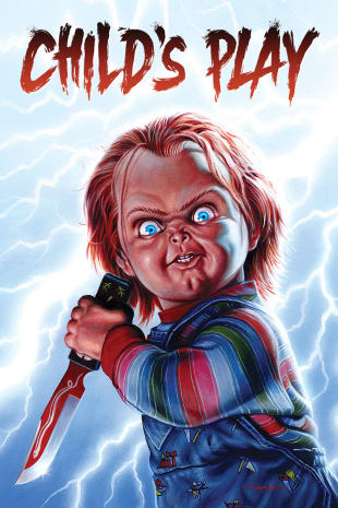 movie poster for Child's Play (1988)