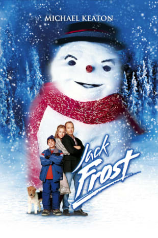 movie poster for Jack Frost (1998)