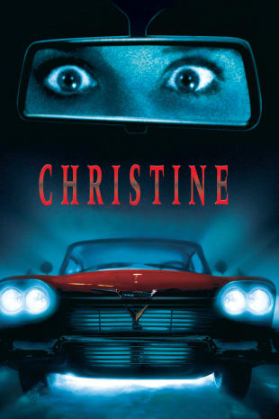 movie poster for Christine (1983)