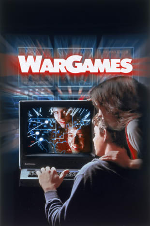 movie poster for WarGames
