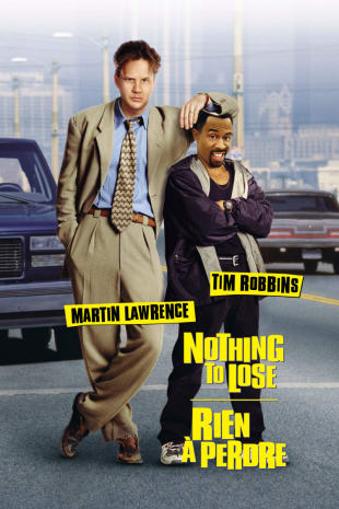 movie poster for Nothing To Lose (1997)