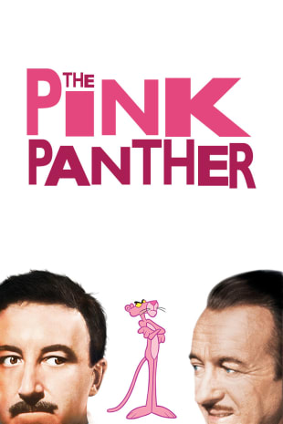 movie poster for The Pink Panther (1964)