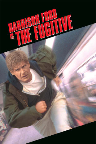 movie poster for The Fugitive (1993)