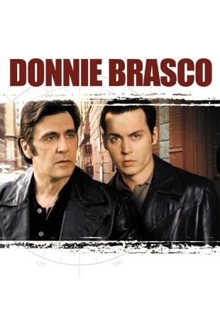 movie poster for Donnie Brasco