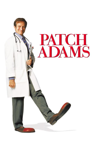 movie poster for Patch Adams