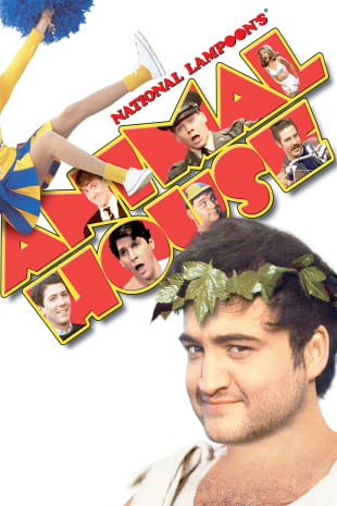 movie poster for National Lampoon's Animal House