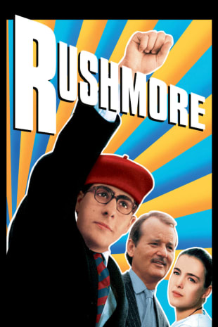 movie poster for Rushmore