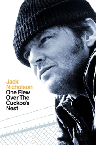 movie poster for One Flew Over The Cuckoo's Nest