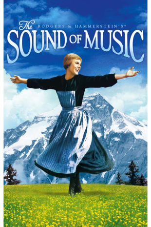 movie poster for The Sound Of Music