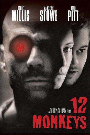 movie poster for 12 Monkeys