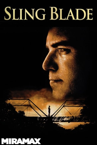 movie poster for Sling Blade