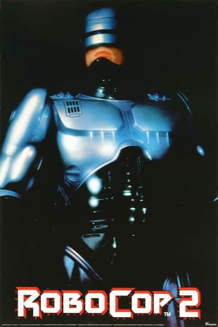 movie poster for RoboCop 2