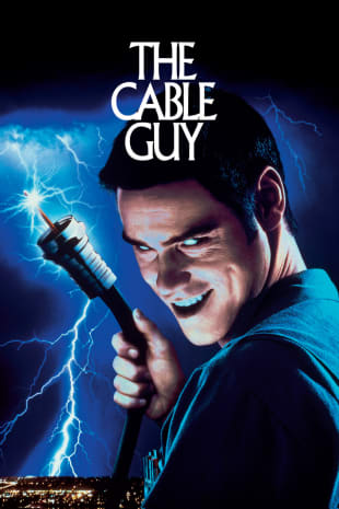 movie poster for The Cable Guy