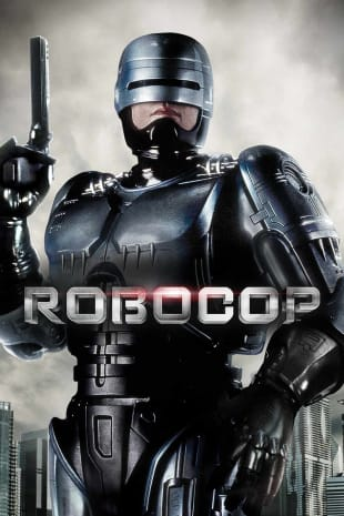 movie poster for RoboCop (1987)