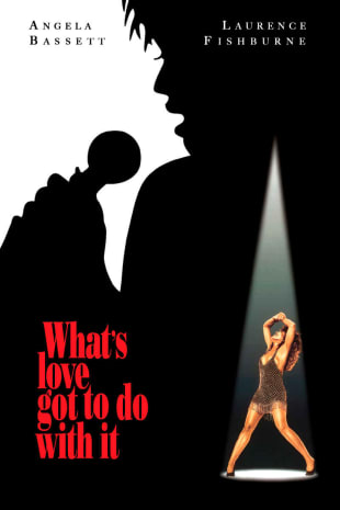 movie poster for What's Love Got To Do With It