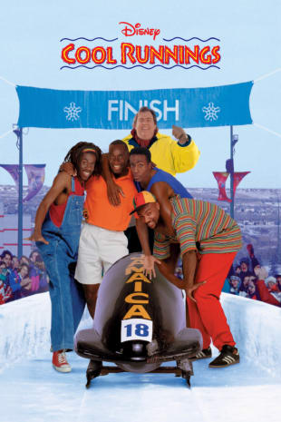 movie poster for Cool Runnings