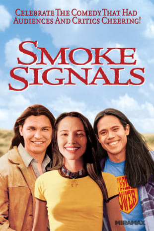 movie poster for Smoke Signals
