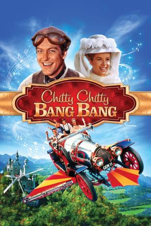 movie poster for Chitty Chitty Bang Bang