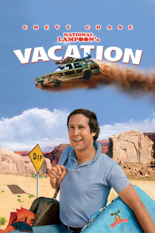 movie poster for National Lampoon's Vacation