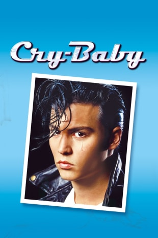 movie poster for Cry-Baby