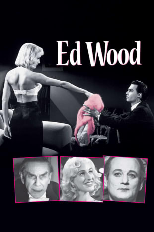 movie poster for Ed Wood