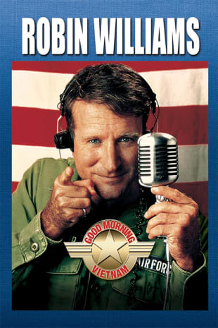 movie poster for Good Morning, Vietnam