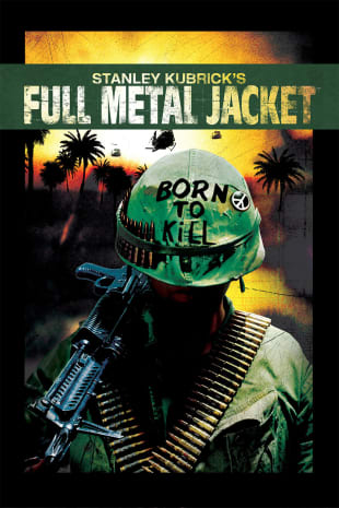 movie poster for Full Metal Jacket