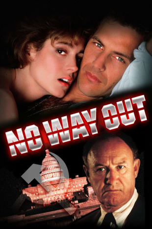 movie poster for No Way Out (1987)