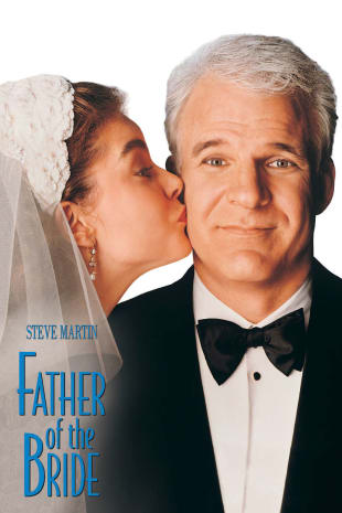movie poster for Father Of The Bride (1991)