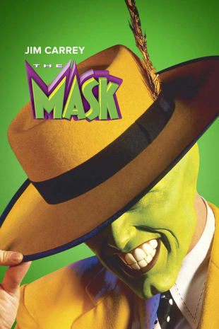 movie poster for The Mask