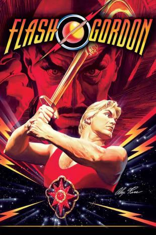 movie poster for Flash Gordon