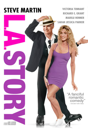 movie poster for L.A. Story