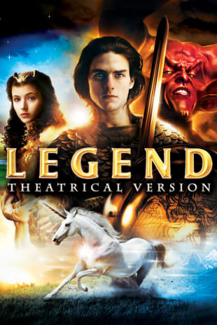 movie poster for Legend