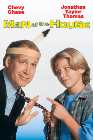 movie poster for Man of the House (1995)
