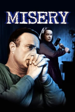 movie poster for Misery (1990)