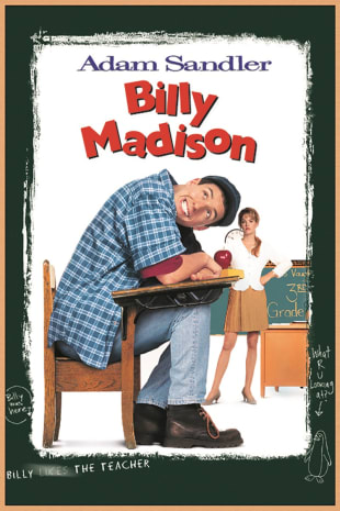 movie poster for Billy Madison
