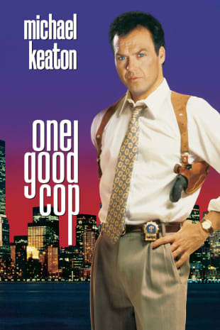 movie poster for One Good Cop