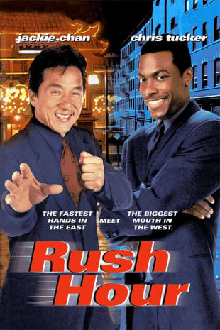 movie poster for Rush Hour (1998)