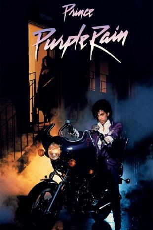 movie poster for Purple Rain