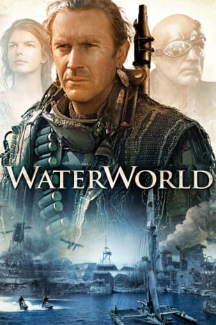 movie poster for Waterworld