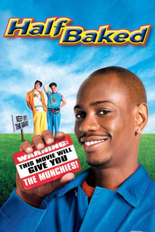 movie poster for Half Baked