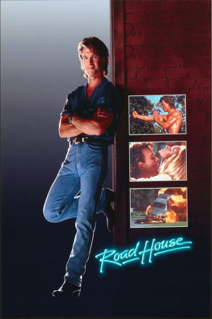 movie poster for Road House